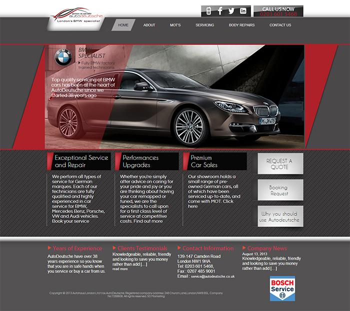 Autodeutsh BMW