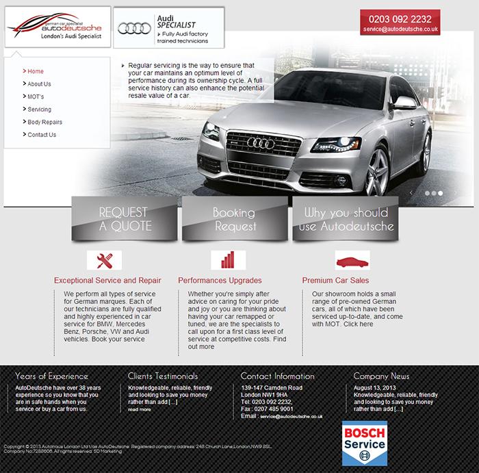 Autodeutsh Audi