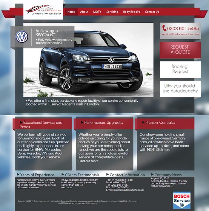Autodeutsh Volkswagen